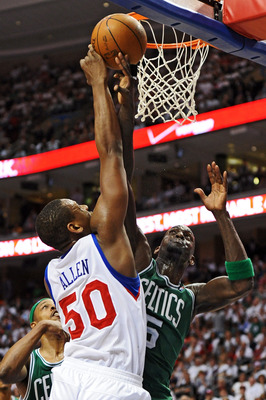 Garnett still anchors the Celts' championship level D.