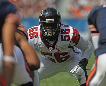 Sean Weatherspoon will have to have his eyes everywhere in 2012 as he increases his role in Mike Nolan's defense.