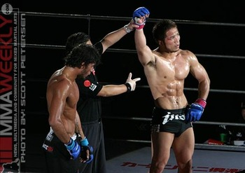Photo by Scott Petersen for MMA Weekly