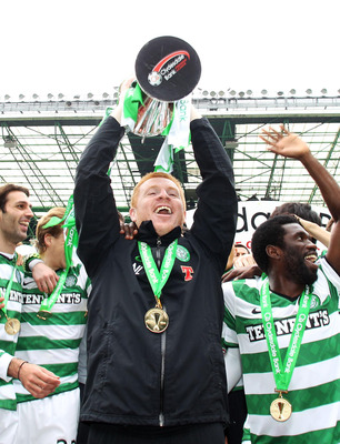 Neil Lennon has endured many ups and downs during his tenure at Celtic.