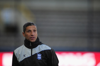 Chris Hughton has enhanced his reputation during his tenure at Birmingham City.