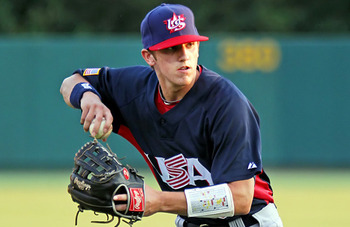 SS Gavin Cecchini // Courtesy of prospectnation.com