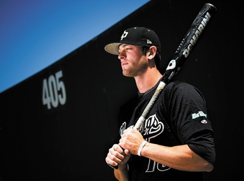 Cal Poly OF Mitch Haniger // Courtesy of sanluisobispo.com