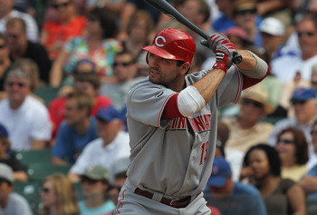 Will Joey Votto be a landslide winner for first base on the NL All-Star team?