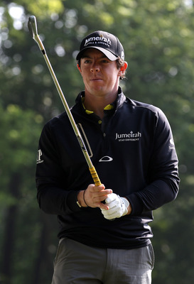 Young stars like Rory McIlroy are poised to take over the spotlight.