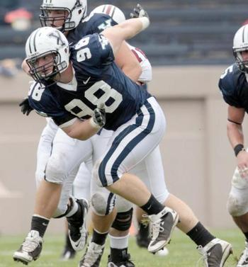 Photo by Kevin McCarthy, Yale Football Website