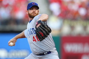 Ryan Dempster should be available this summer.
