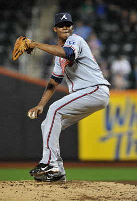 Julio Teheran is nearly ready to return to the big leagues.
