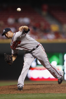 Mike Minor recovered against the Reds after giving up some home runs.