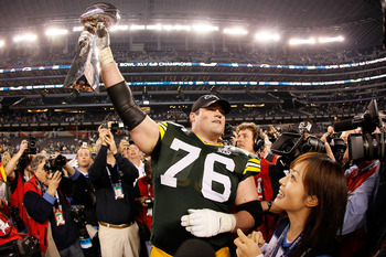 Chad Clifton was a standout LT in Green Bay for 12 seasons.