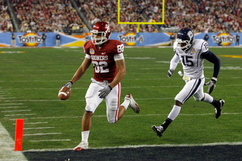 James Hanna Flashed Great Potential at Oklahoma