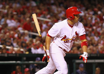 Carlos Beltran and the St. Louis Cardinals are slipping a bit.