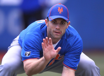 Does David Wright have his eyes on an MVP trophy?