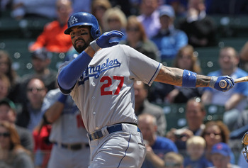 Matt Kemp's early-season performance still has him among the best hitters in baseball.