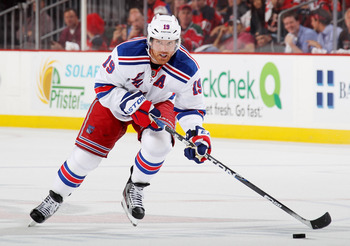 Brad Richards could be the difference maker for the Rangers.