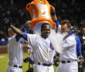 That's right Cubbies, celebrate all you can in APRIL