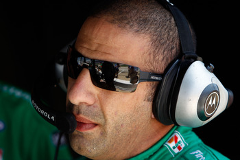 Tony Kanaan must make a hard charge down the stretch to make the Top 10