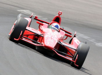 Dario Franchitti may just be the biggest disappointment of 2012 so far