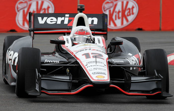 Will Power has simply been the man in 2012