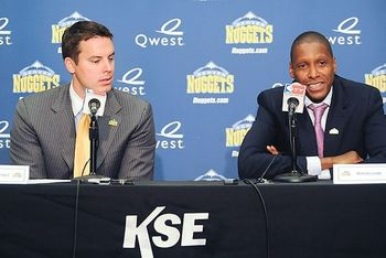 Kroenke and Ujiri have some big decisions to make this offseason