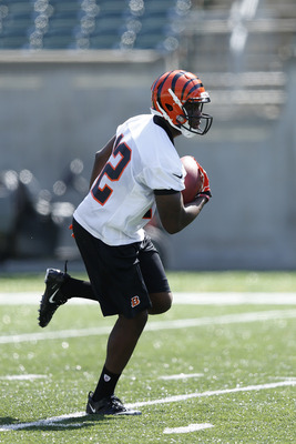 If there's a team that can get a rookie WR like Mohamed Sanu up to speed quickly, it's the Bengals.