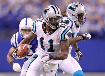 Brandon LaFell needs to step up and become the Panthers' No. 2 wide receiver.