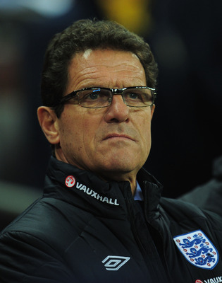 Could Capello partner Van Gaal?