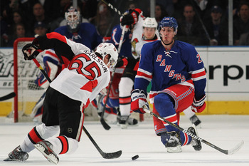 The Rangers' shot-blocking provided impenetrable at times in the first and second rounds.