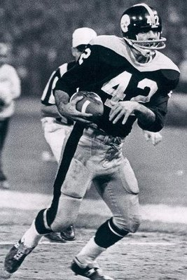 Member of the Steelers from 1961-2007