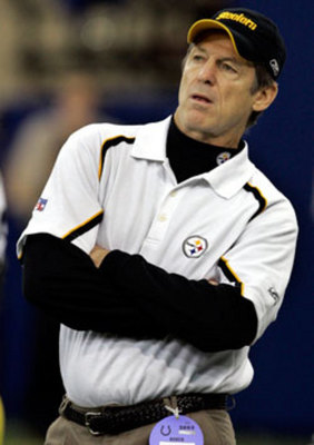 Hall of Fame Inductee in 2010; LeBeau is the inventor of Zone Blitz.