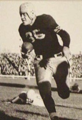 First Steeler to win NFL MVP in 1946 (Joe F. Carr Trophy)