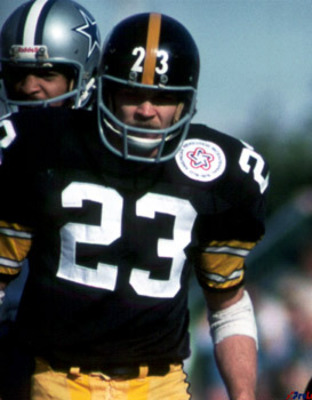 Led NFL in INTs in 1973 and had fourth-quarter INTs in Super Bowls IX and X.