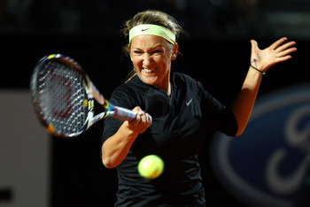 Victoria Azarenka, Seed No. 1