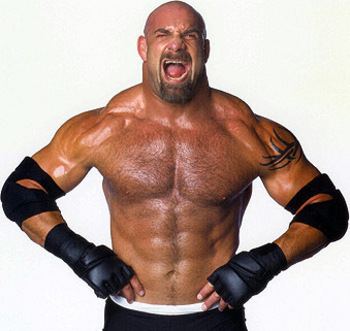 What did Bill Goldberg have that Ryback doesn't? (Image courtesy of tvtropes.org)