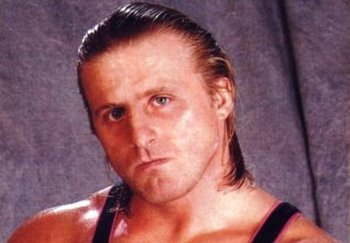 Since Owen Hart's death was an accident, Vince doesn't owe the Hart Family an apology. That's Sheamus' logic. (image courtesy of WZRonline.com)