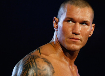 What will Randy Orton do now that Jericho messed up his plans for No Way Out? (Image courtesy of FanPop.com)