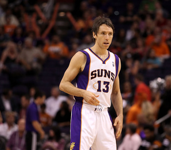 Could Steve Nash be headed out of Phoenix?