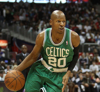 The Ray Allen era may be over in Beantown.