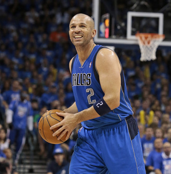 For Jason Kidd a return to the NBA Finals would probably require less minutes and less money.