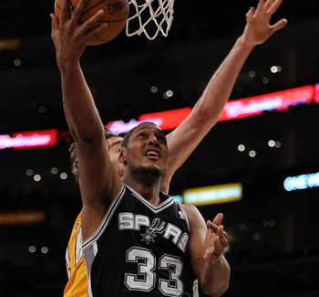 Boris Diaw is a key player for the Spurs as they march towards the NBA Finals.