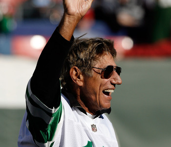 Joe Namath. The Original.