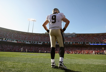Will Brees be able to carry his team in this trying season?
