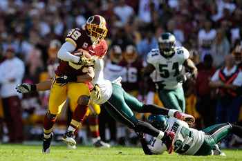 Santana Moss will be RG3's most dangerous weapon