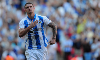 On-Loan Huddersfield defender Sean Morrison