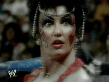 The most under-rated woman in professional wrestling's history. (Image courtesy of Annoyatorium.com)