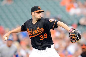Jason Hammel has been better than anyone expected in Baltimore.