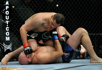Velasquez's punching power has been his biggest asset in the UFC, even though he was an accomplished NCAA wrestler.