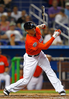 Stanton is a very streaky hitter.