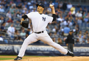 Pettitte hasn't exactly faced the stiffest competition.