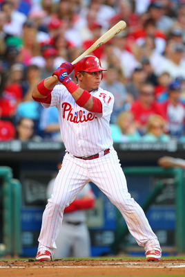 Ruiz has carried the Phils offense this season.